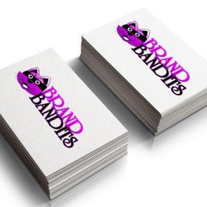 Full colour business cards 400gsm gloss laminated brand bandits full colour business cards 400gsm gloss laminated colourmoves
