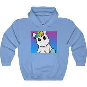 unicorn hoodie