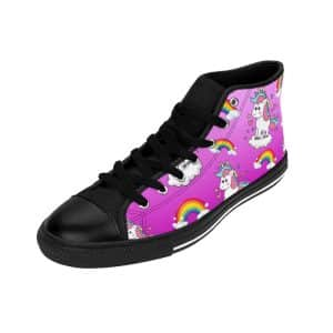 unicorn high tops