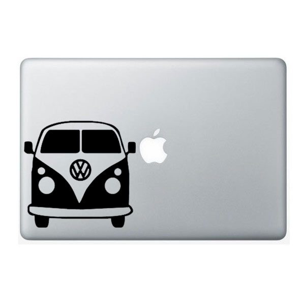 vw camper van decal
