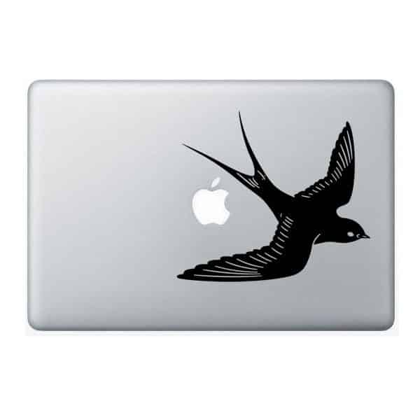 swallow decal
