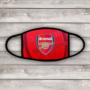 arsenal football mask