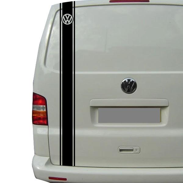 VW Rear Stripe Vinyl Decal