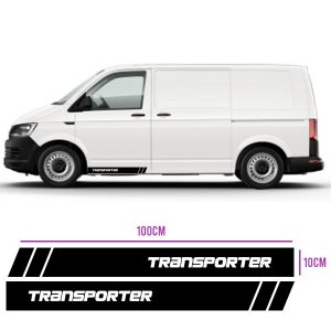 vw transporter vinyl decal