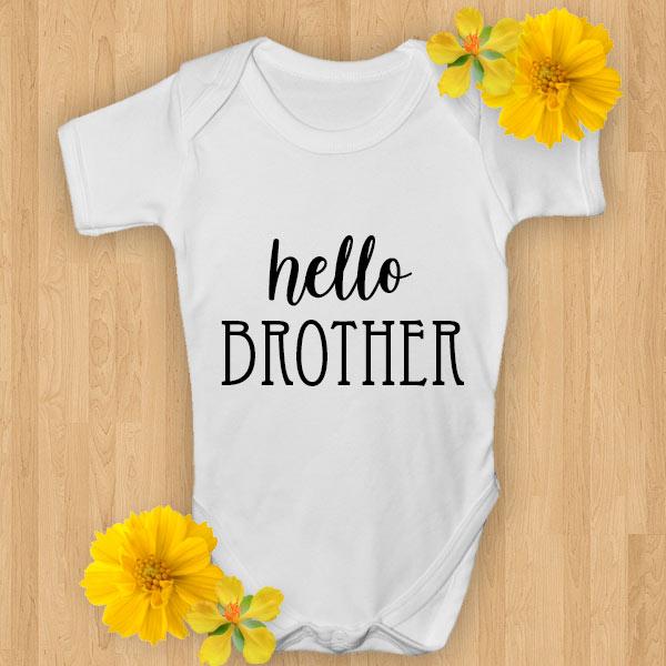 hello brother baby grow